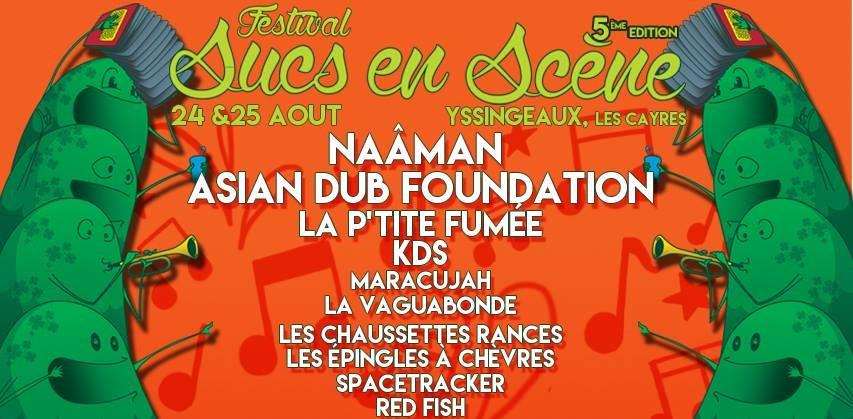 Festival Sucs en Scène 5 Yssingeaux